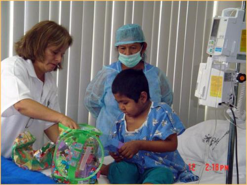 2008 - Hospital